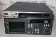 Sony SRW5100 player with 1874 drum hours. PlayHDCAM, HDCAM SR, Digital betacam