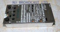 Ikegami mcp150e master setup control panel