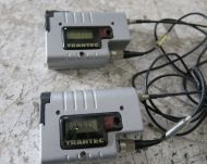 2x trantec s6000ltx-mk2 wirless microphones (799-865 mhz frequency)